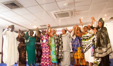 Joyce Banda at Sheroes Forum