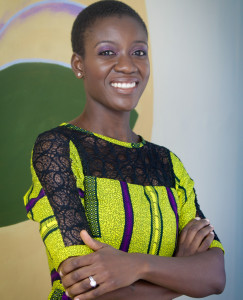 Nana Amoako-Anin, Owner, Bliss Yoga Accra