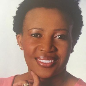 Happy Ralinala, head of business banking, SA Barclays Africa Group. Picture Credit: twitter page