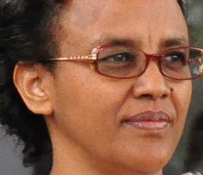 Ethiopia First Lady